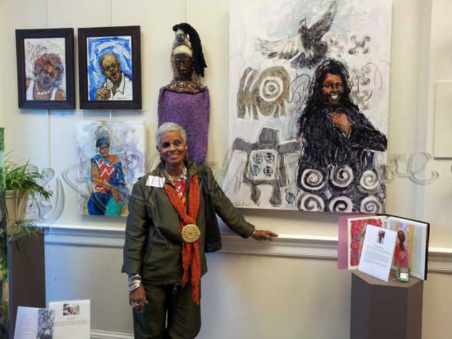 Cultural Connections Show, St. Simons Island, GA